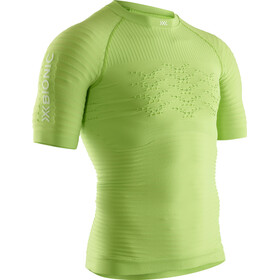 X-Bionic Effektor G2 Run Shirt SS Men effektor green/arctic white